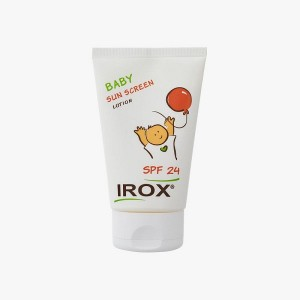 لوسیون ضد آفتاب ایروکس Spf 24 مناسب کودکان حجم 135 میل