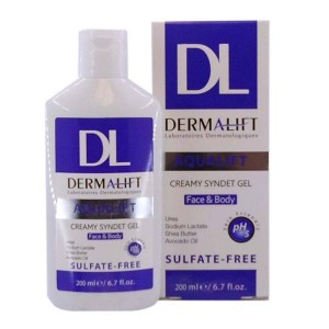 سیندت ژل مرطوب کننده کرمدار درمالیفت مناسب پوست های خشک و خیلی خشک