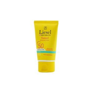 لايسل کرم ضد آفتاب SPF 50رنگيT3 چرب مستعد آکنه 40ميل