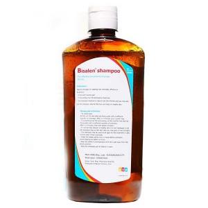 شامپو سر و بدن بیزالن نوتک فار مناسب موهای دارای ریزش و دارای شوره و دردهای بدنی 500 میلی لیتر