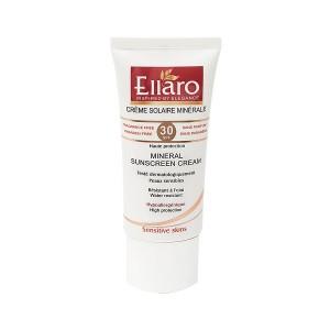 کرم ضد آفتاب مینرال الارو SPF30 مناسب پوست های حساس