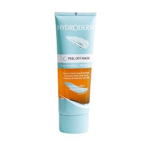 ماسک ورقه ای ضدلک هیدرودرم حاوی پپتید و ویتامین C پایدار 100 گرم
