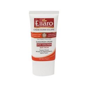کرم ضد آفتاب اسپات سولوشن الارو SPF50 مناسب انواع پوست ۴۰ میلی لیتر