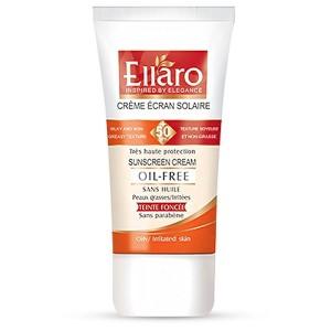 کرم ضد آفتاب فاقد چربی الارو SPF50 مناسب پوست چرب و جوش دار ۴۰ میلی لیتر