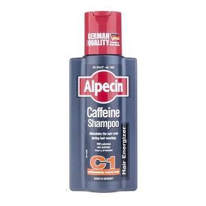شامپو ضد ریزش مو آلپسین مدل Caffeine C1 حجم 375 میلی لیتر