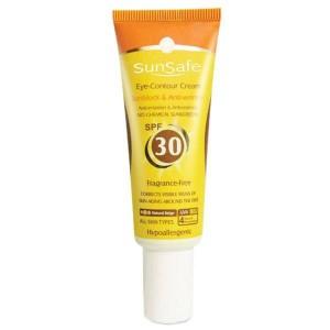 سان سيف کرم ضد آفتاب دور چشم SPF30 حجم 20 گرم