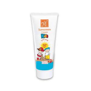 کرم ضد آفتاب کودکان ⁺SPF50 مای