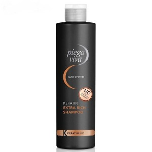 شامپو کراتین مو پیگاویوا مناسب مو آسیب دیده و شکننده