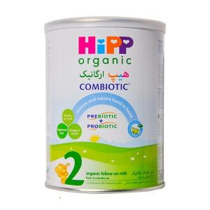 شیر خشک کمبیوتیک هیپ 2 ارگانیک 350 گرم