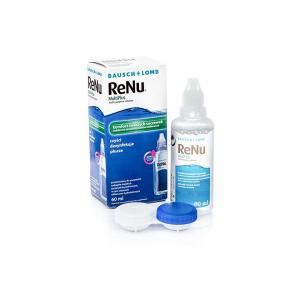محلول لنز رنیو بوش اند لوم مناسب لنزهای طبی و رنگی