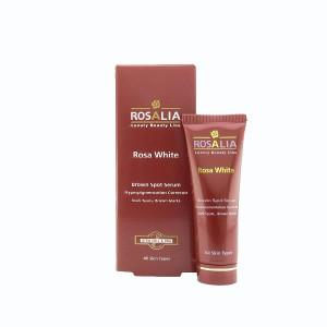 سرم ضد لک و روشن کننده پوست مدل رزا وایت رزالیا 35 میلی لیتر