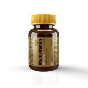 قرص مولتی ویتامین مینرال کارن 60 عددی