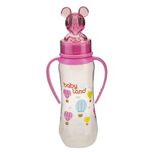 شیشه شیر کلاسیک عروسکی ارتودنسیکد 478 بی بی لند 240 میلی لیتر