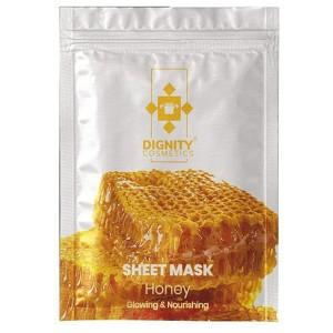 ماسک صورت ورقه ای عسل دیگنیتی 30 گرم
