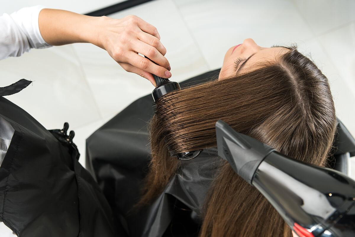 مراقبت از مو دربرابر حرارت